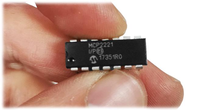 MCP2221-A-001