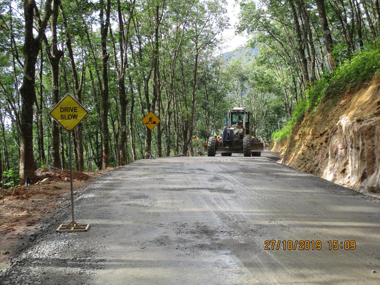 Debathgama – Kalugala Road