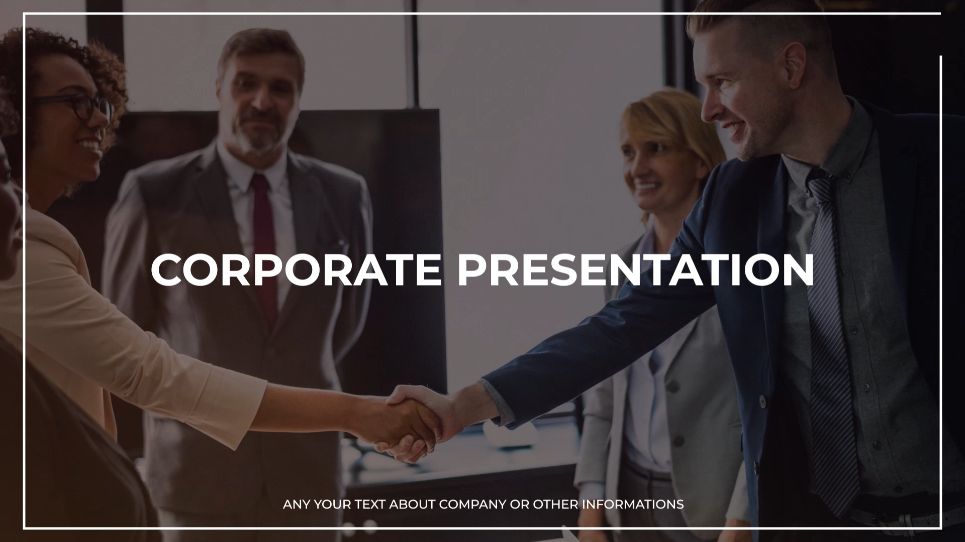 Corporate Presentation & Slideshow - 3