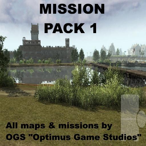 Скачать файл Пак миссий («Mission Pack 1»)[ver.ENG](AS 3.262.0)