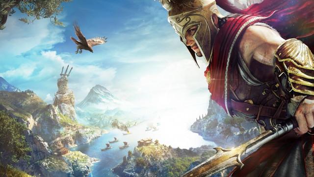 """В Assassin's Creed Odyssey добавлен режим """"Новая игра+"""""""