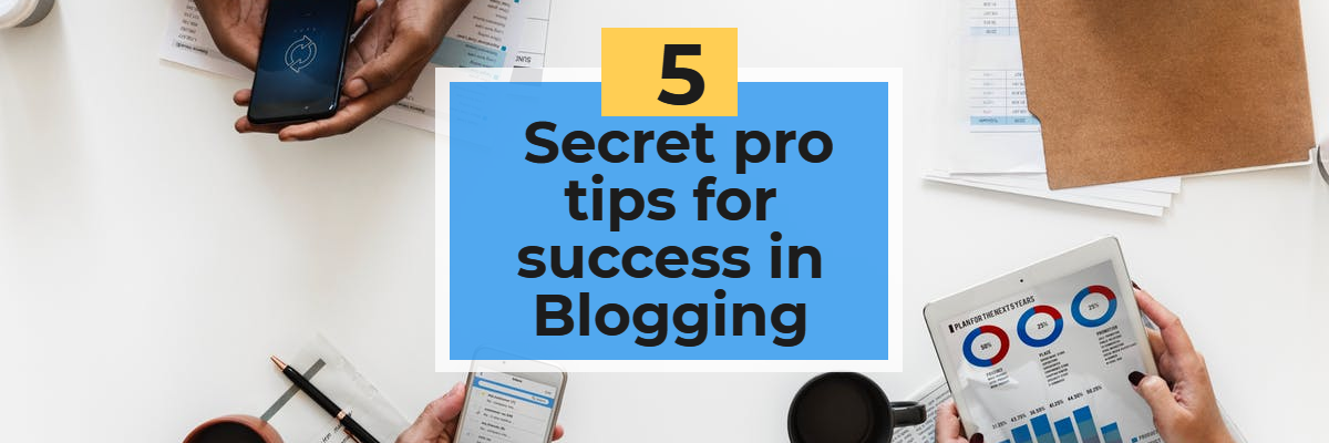 secret protips of blogging in2019