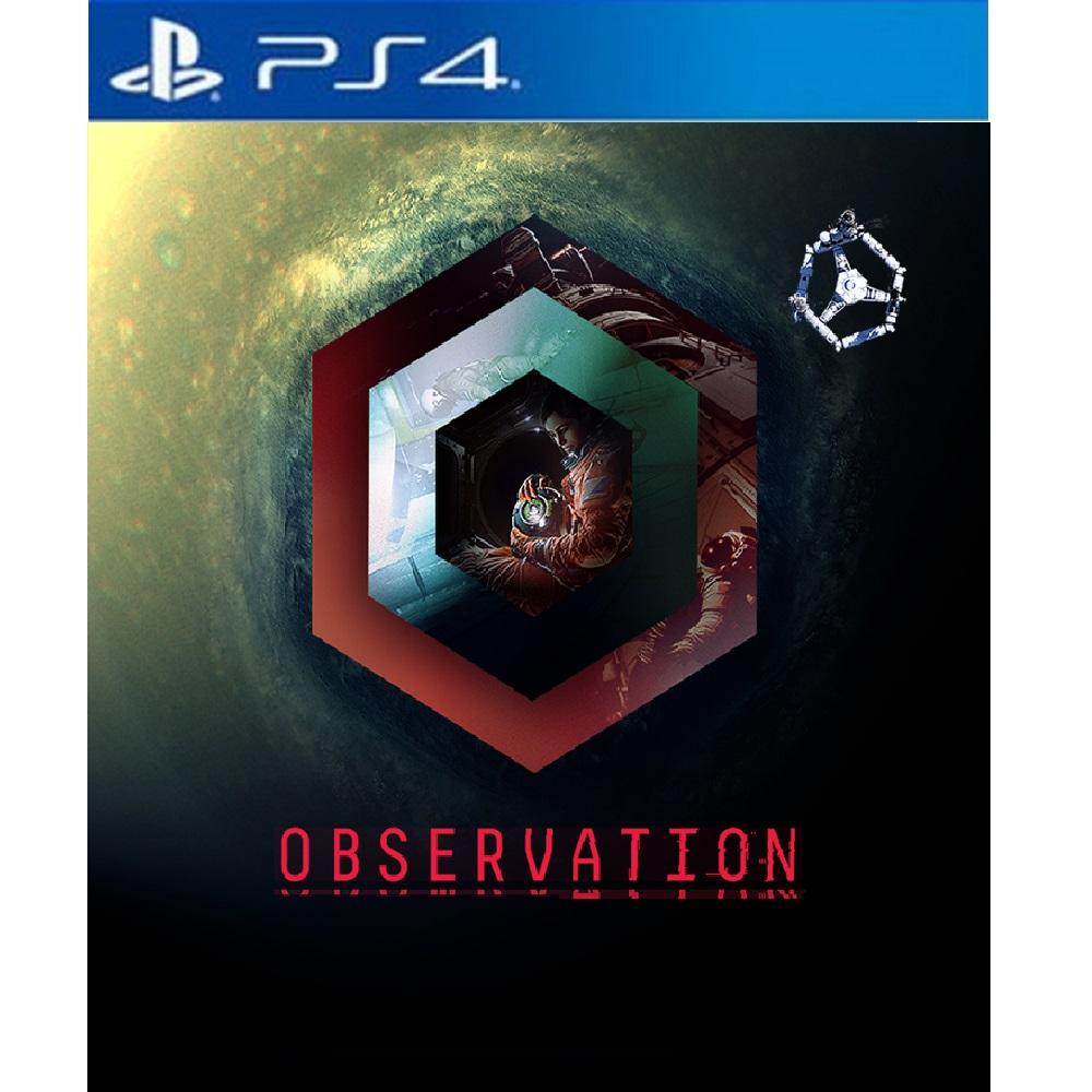 PS4 Observation (Basic) Digital Download
