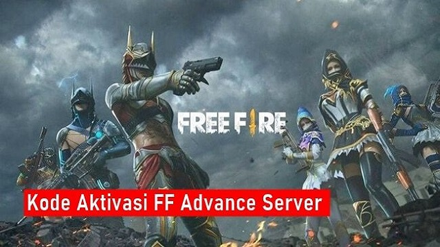Kode Aktivasi Free Fire Advance Server Terbaru Gratis!