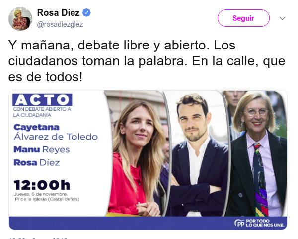 """Rosa Díez: """"Escucharé música de todo tipo menos el heavy metal duro"""" - Página 4 Xjsd93fe3994a22777"""