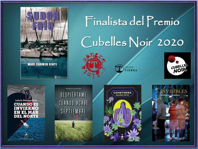 Sudor frío Nominada al Premio Cubelles Noir 2020 Presentaci-n2