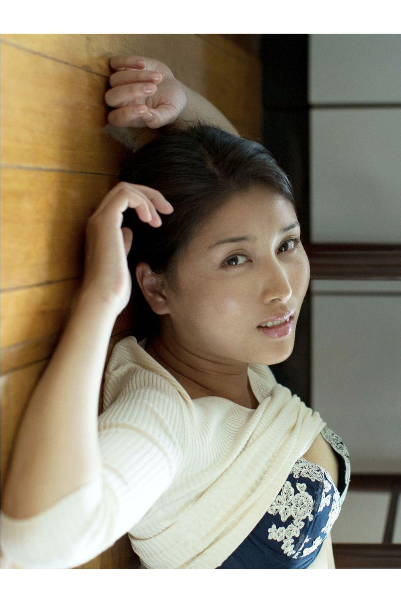 『愛の記憶』橋本マナミ デジタル写真集 010