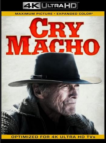 Cry Macho (2021) HMAX WEB-DL [2160p 4K] Latino [GoogleDrive]