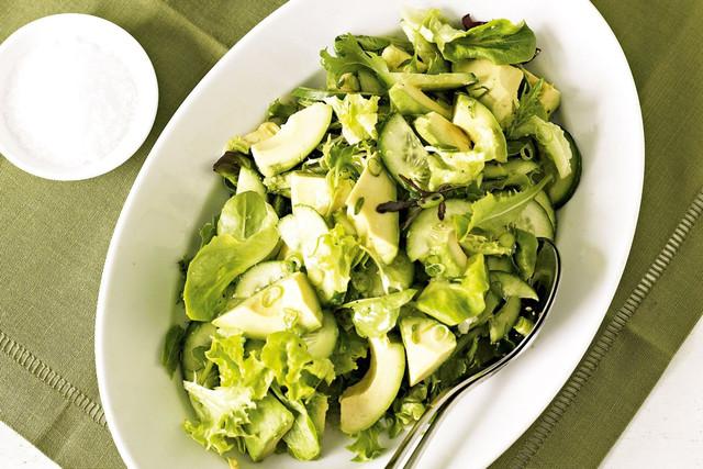 легкие овощные салаты рецепты простые