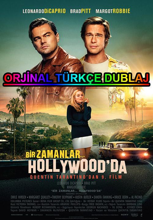 Bir Zamanlar... Hollywood'da | 2019 | BDRip | XviD | Türkçe Dublaj | m720p - m1080p | BluRay | Dual | TR-EN | Tek Link