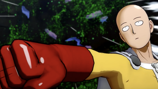 ONE PUNCH MAN: A HERO NOBODY KNOWS Finally Gets An Official Release Date; Scheduled For February