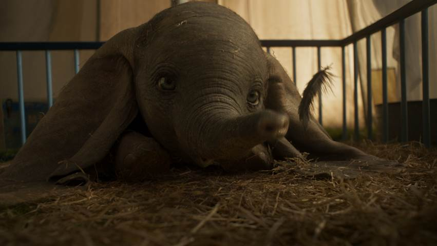 DUMBO flies into theaters on March 29, 2019.