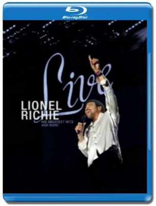 Lionel Richie Live His Greatest Hits & More (2007) Full Blu Ray 1.1 DTS-HD Master Audio English