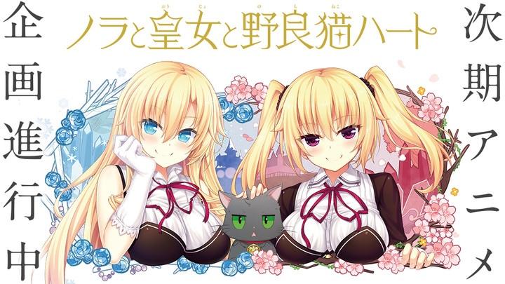 По Nora to Oujo to Noraneko Heart сделают новое аниме