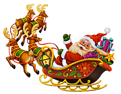 Treno-Papai-Noel