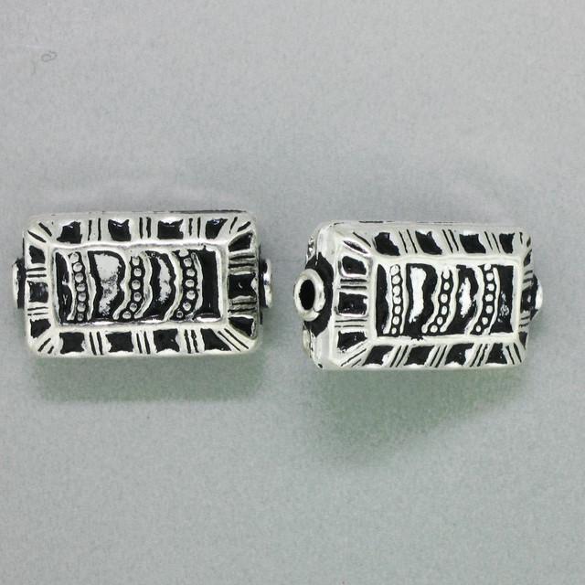Silver Bali Beads