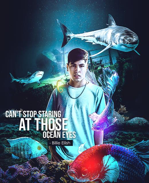 [ Signature Ocean ]  OCEANO-JOEL-23