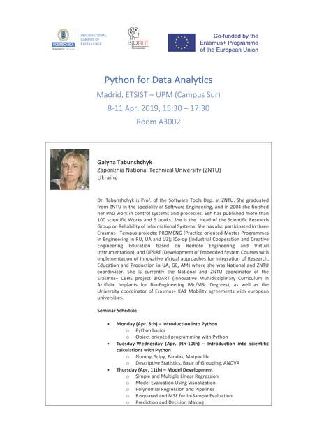 Python-Seminar