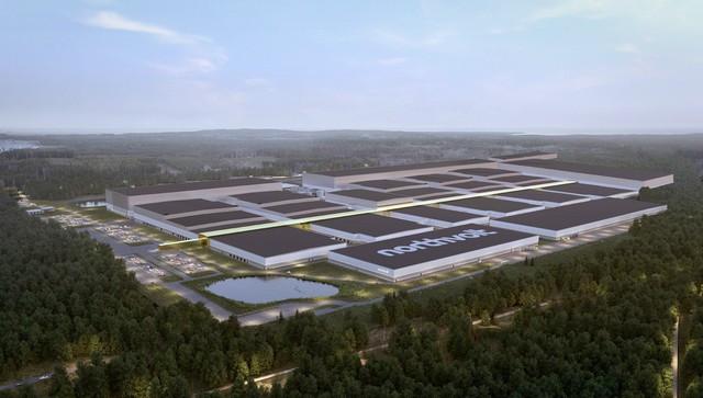 Volkswagen investit 500 millions d'euros supplémentaires dans des activités de production de batteries durables avec Northvolt AB DB2021-AL00657large