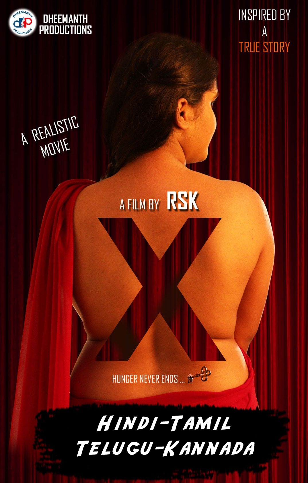 18+ X: Hunger Never Ends (2021) Hindi Originals Short Film 720p HDRip 150MB Download