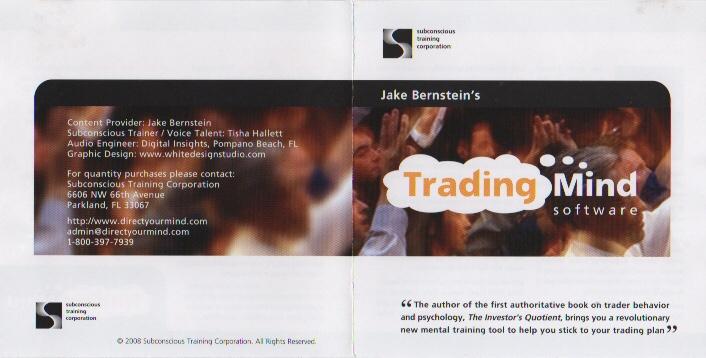 Jake Bernsteins – TradingMind Software [ISO]