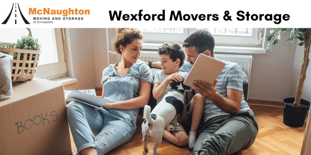 Wexford Movers and Storage