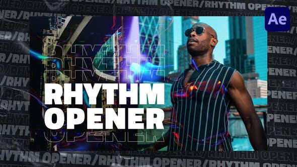 Videohive - Rhythm Opener - 33526427