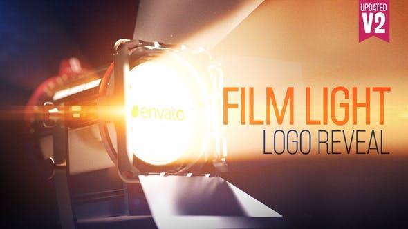 Videohive - Film Light Logo Reveal V2 - 7210380