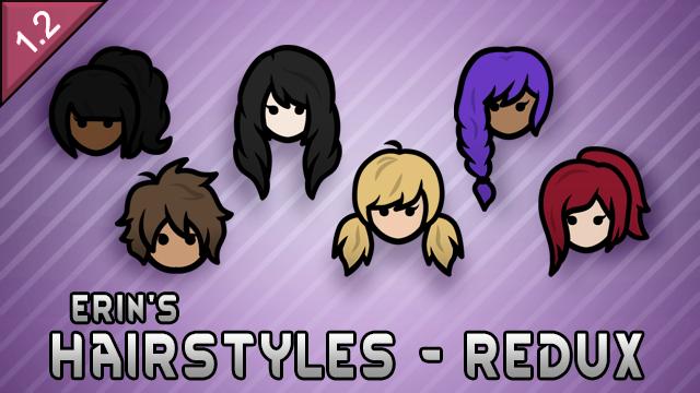 Erin's Hairstyles - Redux (1.2)