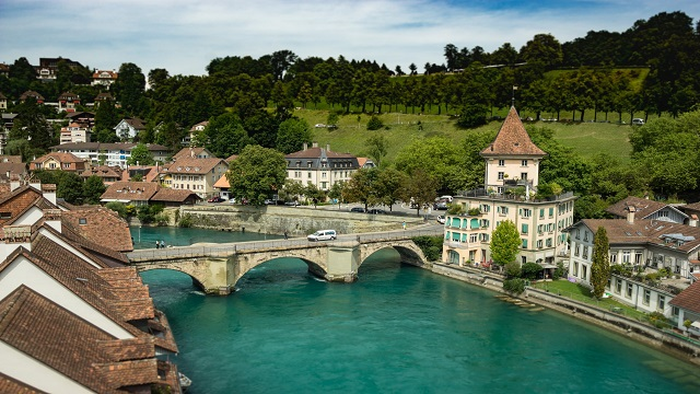 Getting Active in Bern, Switzerland