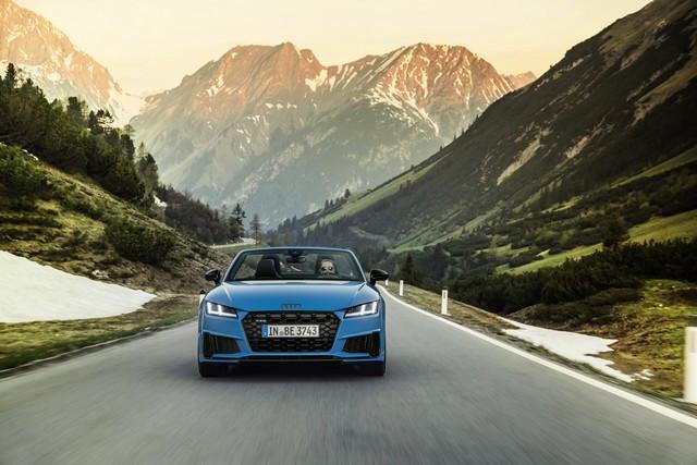 Accent sportif : l'Audi TTS competition plus A208523-medium