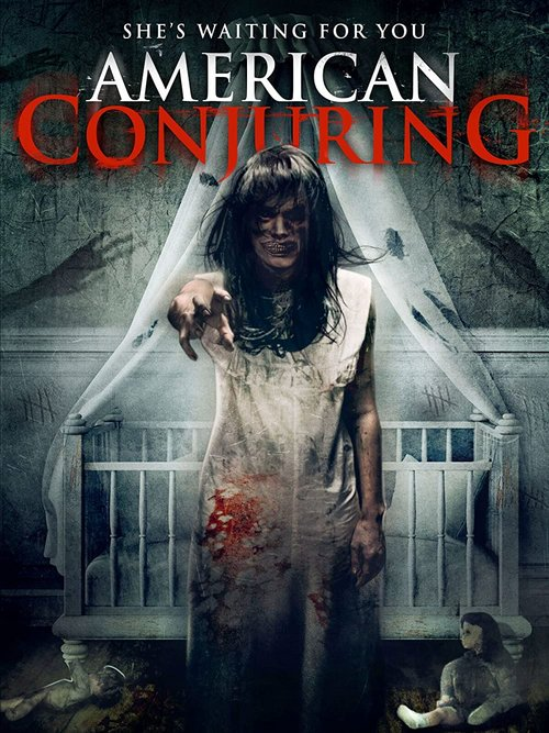 American Conjuring (2016) Hindi Dual Audio Movie 720p HDRip 700MB Watch Online
