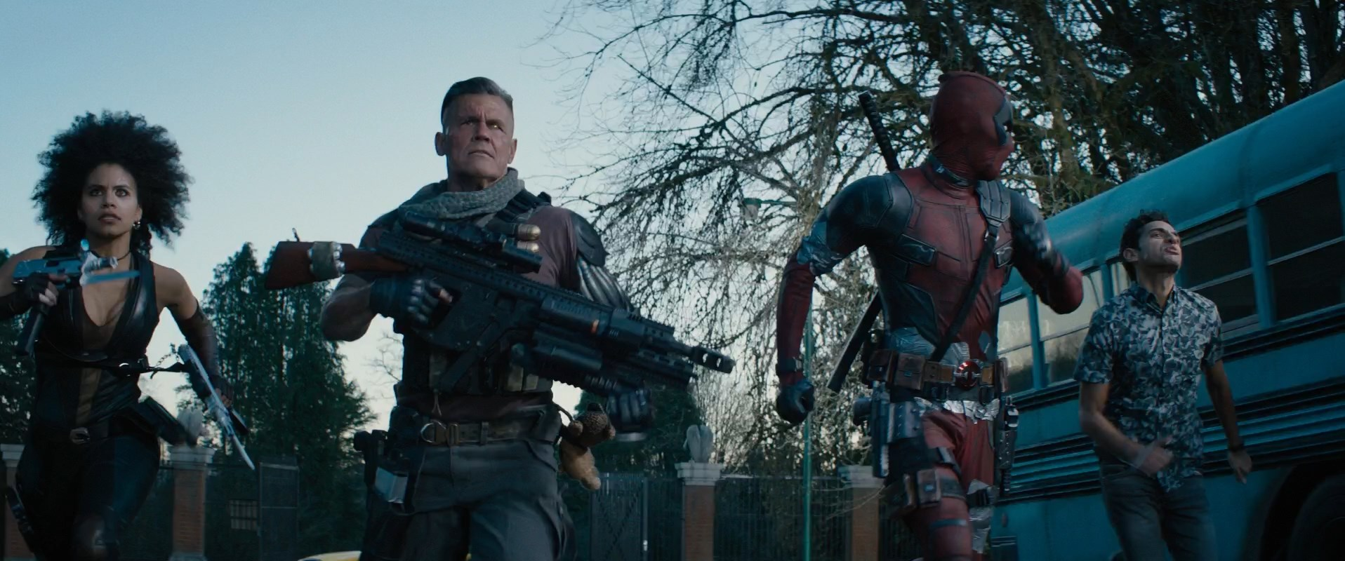 Once Upon a Deadpool (2018) | WEBDL | 1080p | Lat | Eng