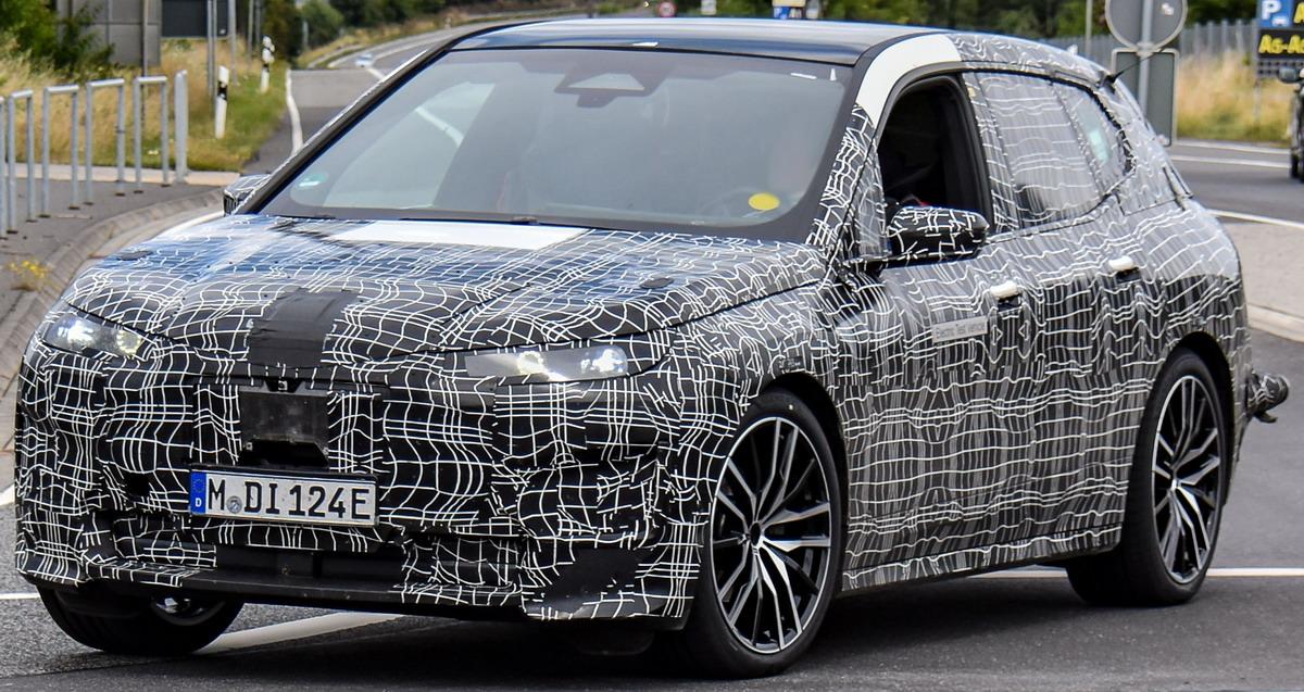 2020 BMW i6/iNEXT/iX8/iX 45