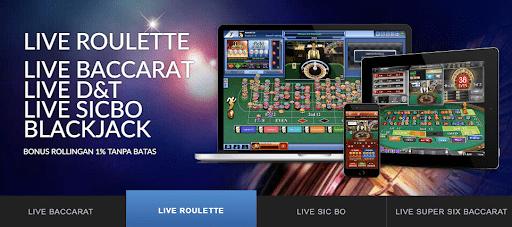 SBOBET Live Casino Online Indonesia