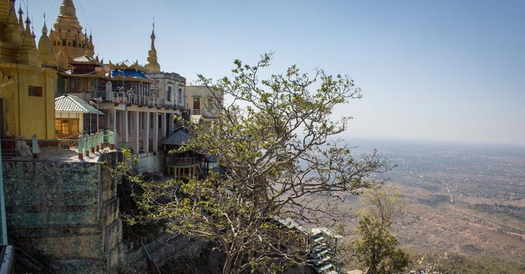 Mount Popa Monastery