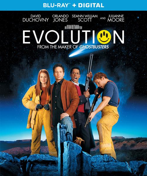 Эволюция / Evolution (2001/BDRip/HDRip)