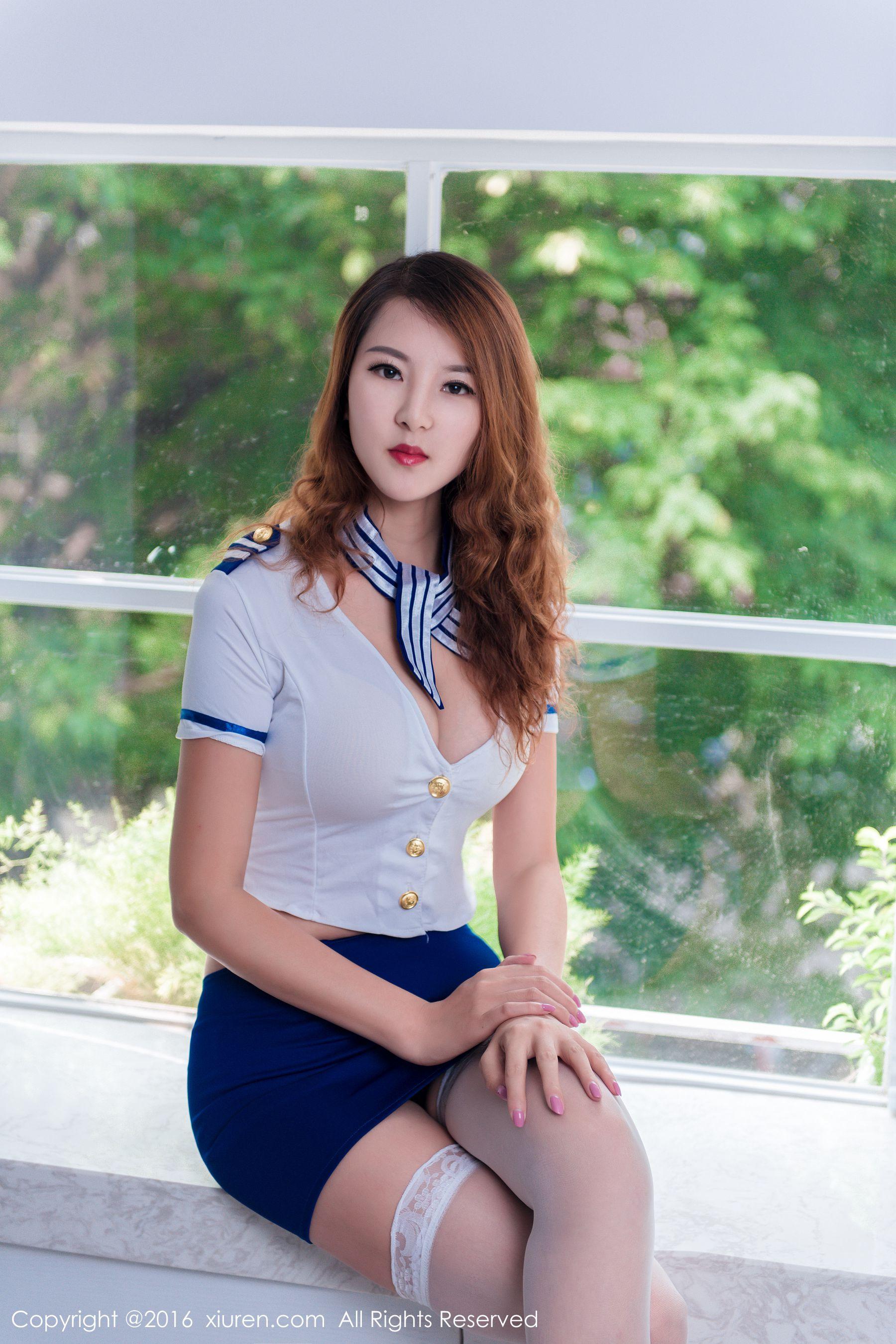 [XiuRen秀人网] No.642 小妮子Julia - 首套写真