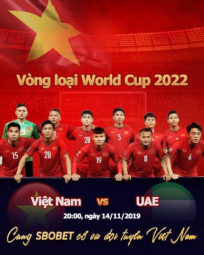 SOI KÈO SBOBET: Việt Nam vs UAE 20h, 14/11 (VL World Cup) 2019-11-11-135620657