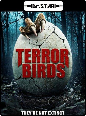 Terror Birds (2016) UNCUT Hindi Dubbed 720p HDRip Esubs DL