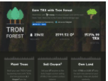 Tronforest screenshot