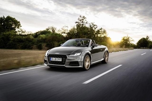 Accent sportif : l'Audi TTS competition plus A208537-medium