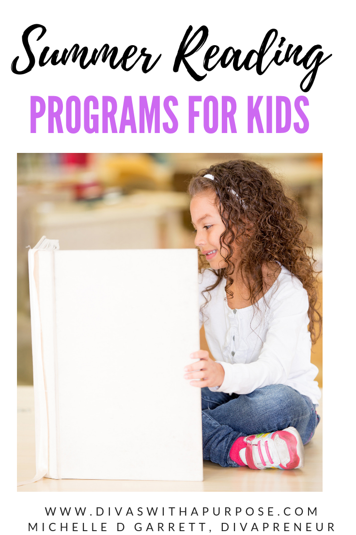 A listing of summer reading programs your child can participate in to encourage them to read and write throughout the summer.