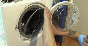 Дверца стиральной машины не плотно закрывается