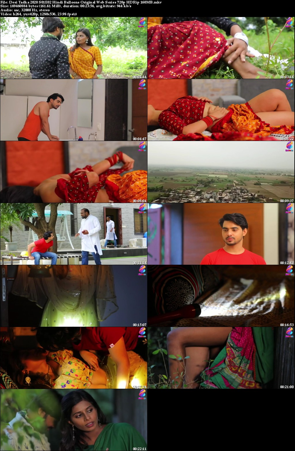 Desi-Tadka-2020-S01-E02-Hindi-Balloons-Original-Web-Series-720p-HDRip-160-MB