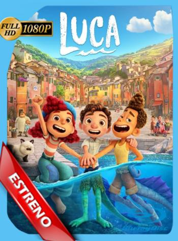 Luca (2021) DSNP [WEB-DL 1080p] Latino [Google Drive]