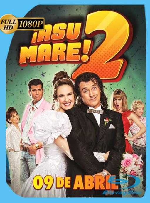 ¡Asu Mare! 2 (2015) NF WEB-DL [1080p] Latino [GoogleDrive] [zgnrips]