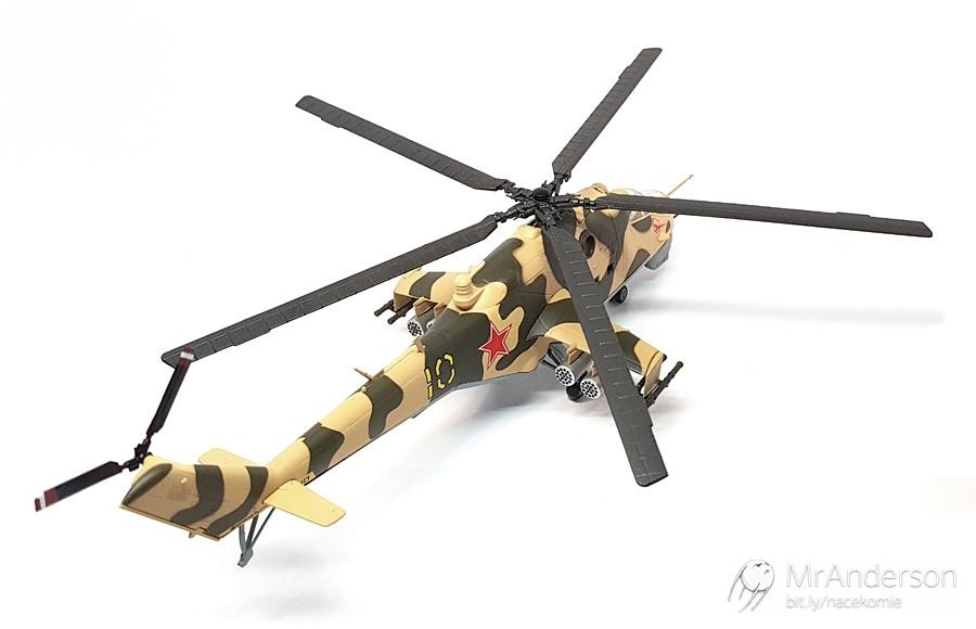 Военные Вертолеты №1 - Ми-24