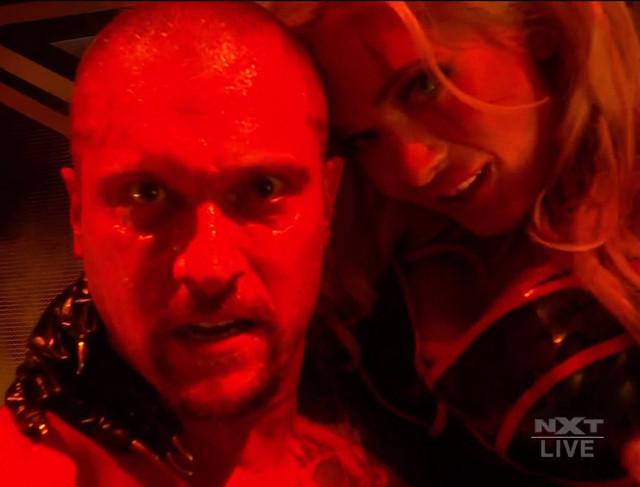 Karrion Kross derroto a Damian Priest NXT New Year's Evil