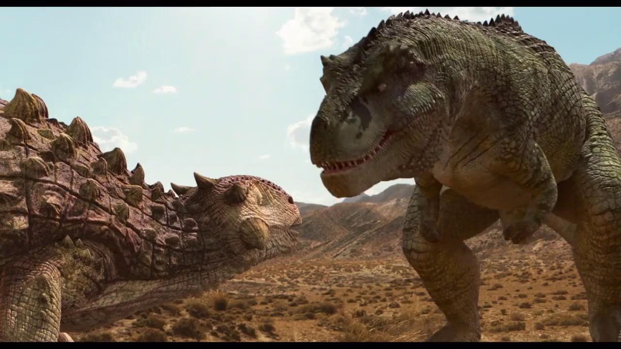 The Dino King Screen Shot 1